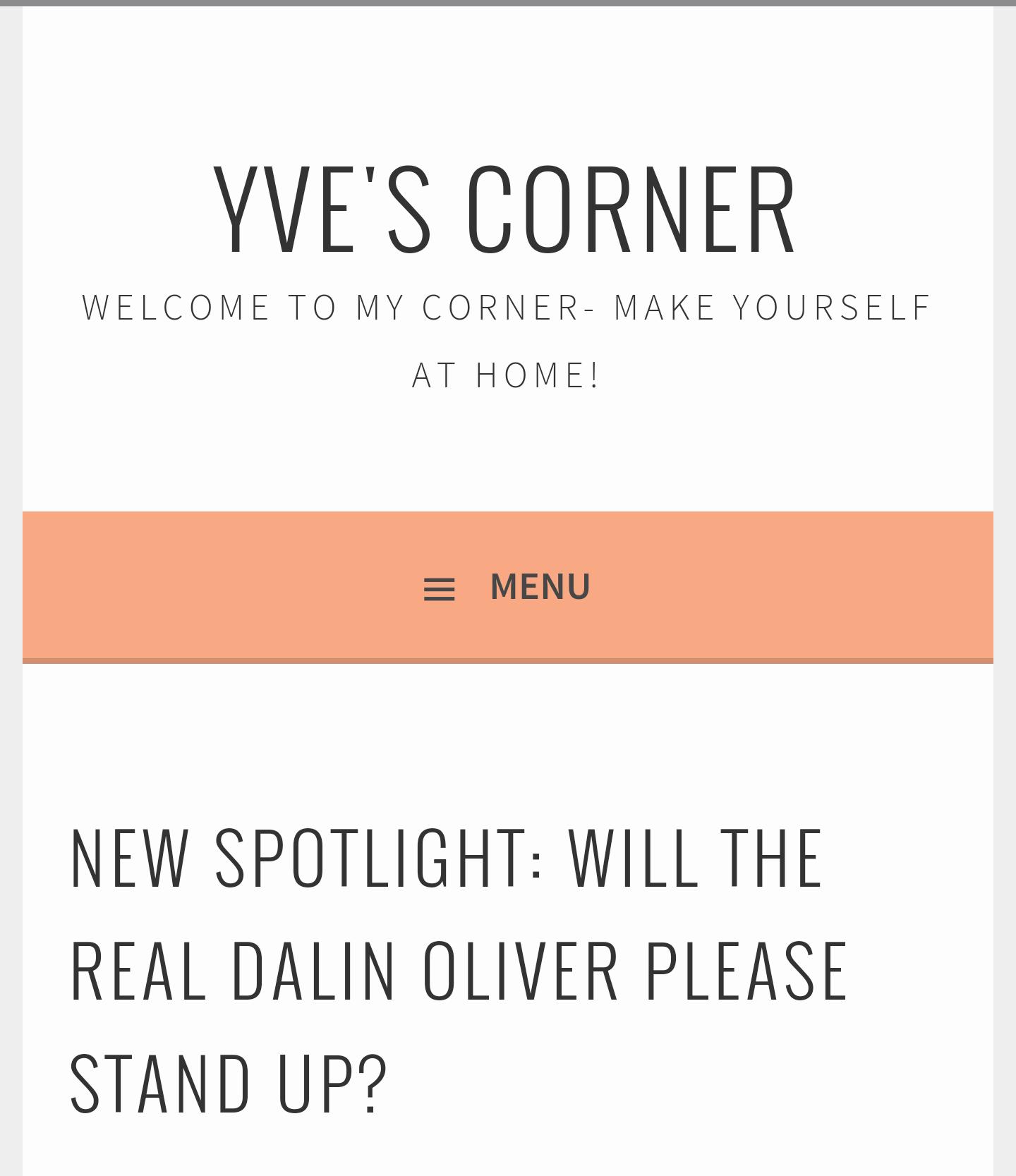 eves corner